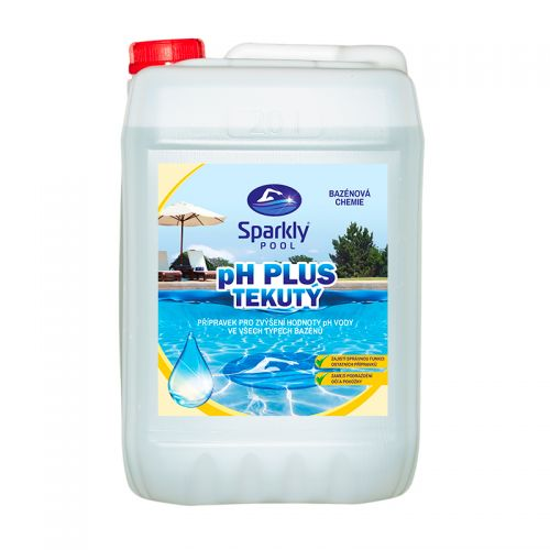 pH plus tekutý 20 l (30 kg)