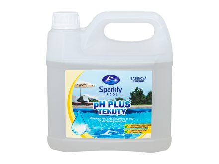 Foto - pH plus tekutý 3 l (4,5 kg)